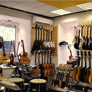 Музыкальные магазины Южы