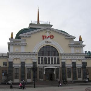 Железнодорожные вокзалы Южы